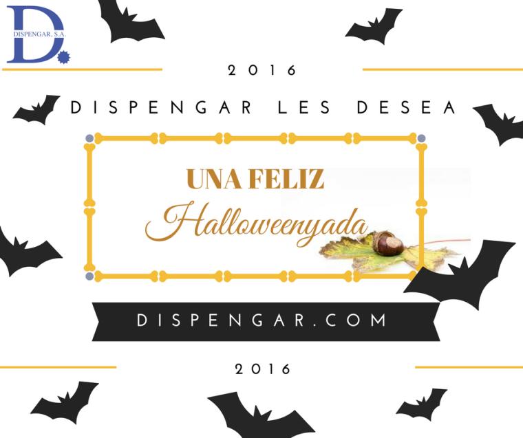 Halloweenyada 2016